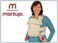 Marsupi Classic Babytrage - natur