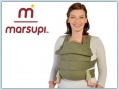 Marsupi Classic babycarrier - olive - like new