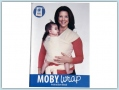 instruction booklet Moby Wrap