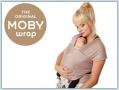 Moby Wrap Bamboo - Blush