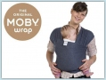 Moby Wrap Bamboo - Denim