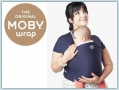 Moby Wrap Classic - Navy