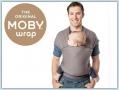 Moby Wrap Classic - Slate