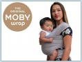 Moby Wrap Orgainc - clay
