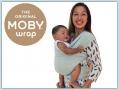 Moby Wrap Orgainc - sage
